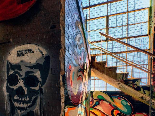 Graffiti Urban Architecture Powerhousegeelong Geelong IPhone Vscocam Moment Lens Makemoments