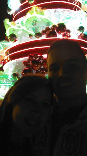 Cyuilove Cinthyayuriel Christmas Lights l Love ♥