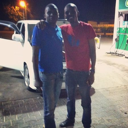 Night Riders • Me And @therealstoody Ayt