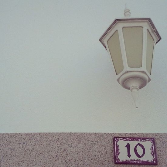 kiss1 , keep it simple Candeeiro Luz Sconce Light Number10 Simple