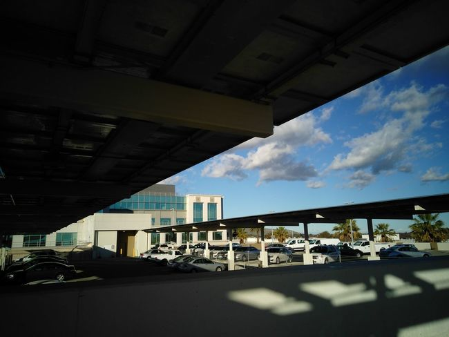 Built Structure No Edit/no Filter Cloud - Sky Low Angle View No People Cityscape Smart Phone Photographer Shadows & Lights The View From Here From My Point Of View Blue Sky White Clouds Mountains And Sky Fairfield, California Smartphone Photographer Architecture