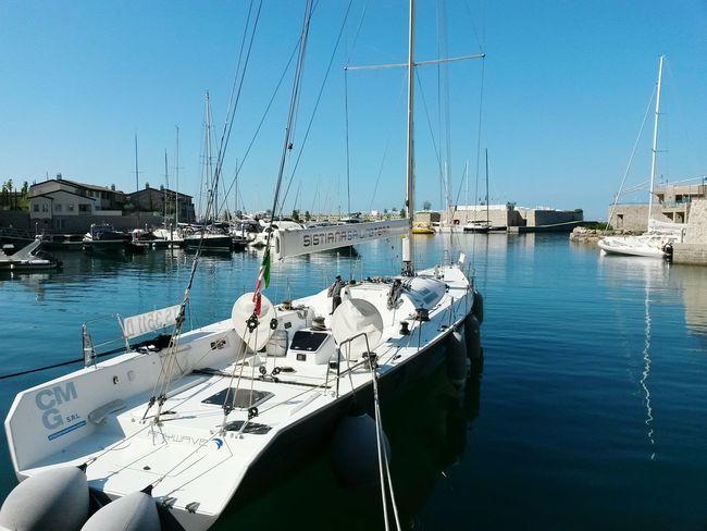 Sistiana sailingteam Harbor Harbor Town Sailing Boat Sailing Ships Beach Life