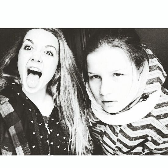 I and my crazy friend Katarina Hello World Enjoying Life Crazy Friends Crazy Live