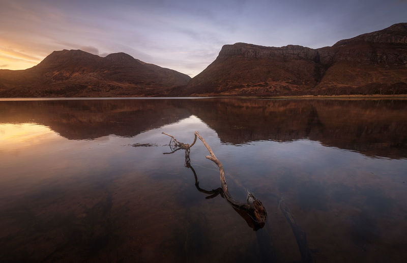 Loch Maree Reflection Lake Landscape Sunsetporn Longexposure Mountain_collection EyeEm Masterclass EyeEmNewHere EyeEm Best Shots Sunset_captures EyeEm Best Edits Reflection Scotland Architecture Urban Skyline Adventure Mountain Outdoors