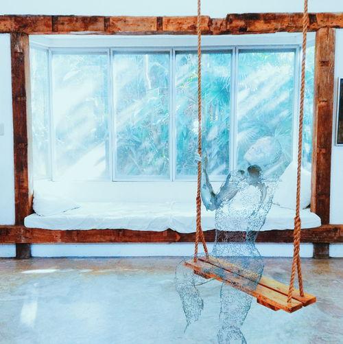 Swing me. Swing Art ArtWork Pintoartmuseum