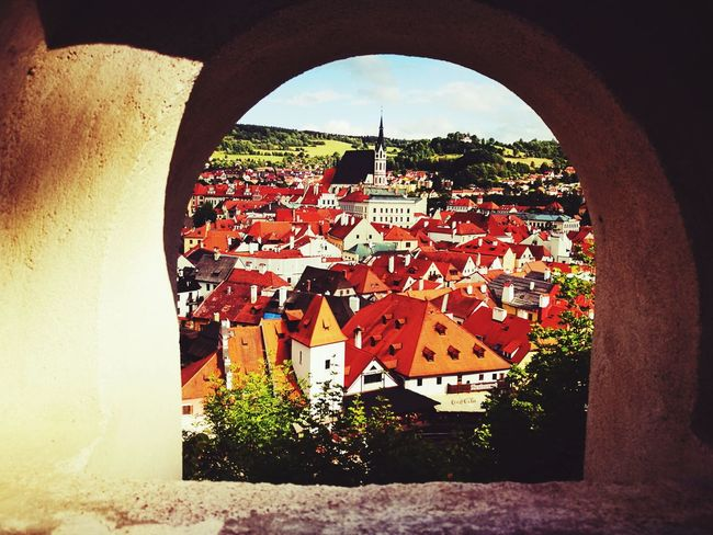 Old Town Castle Wiew Arch Architecture Street Art Day First Eyeem Photo