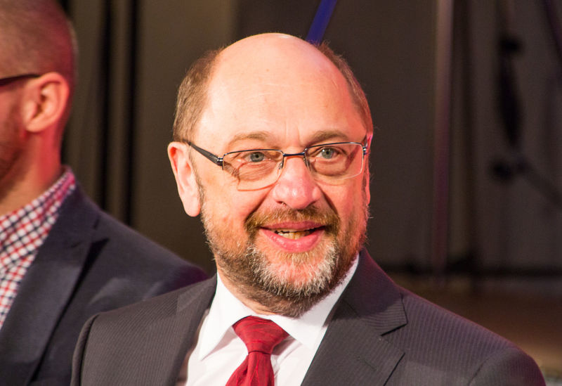 2017 Martin Martinschulz Politik Politiker Portrait Schulz Spd