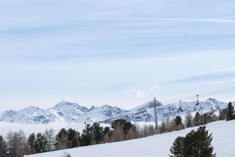 Skiing Snow ❄ Tree Beauty In Nature Cold Temperature Day Landscape Mountain Nature No People Outdoors Scenics Ski Holiday Sky Snow Snowcapped Mountain Tranquil Scene Tranquility Tree Weather Winter