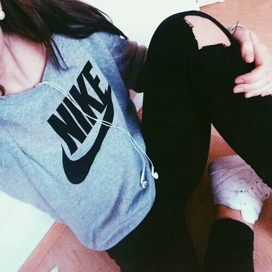 After gym 👊💪 Gym Now Nike