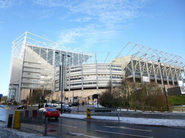 Football Stadium St James
