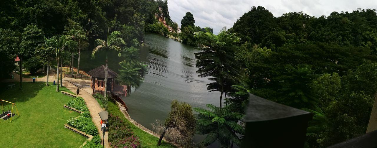 Lake again
