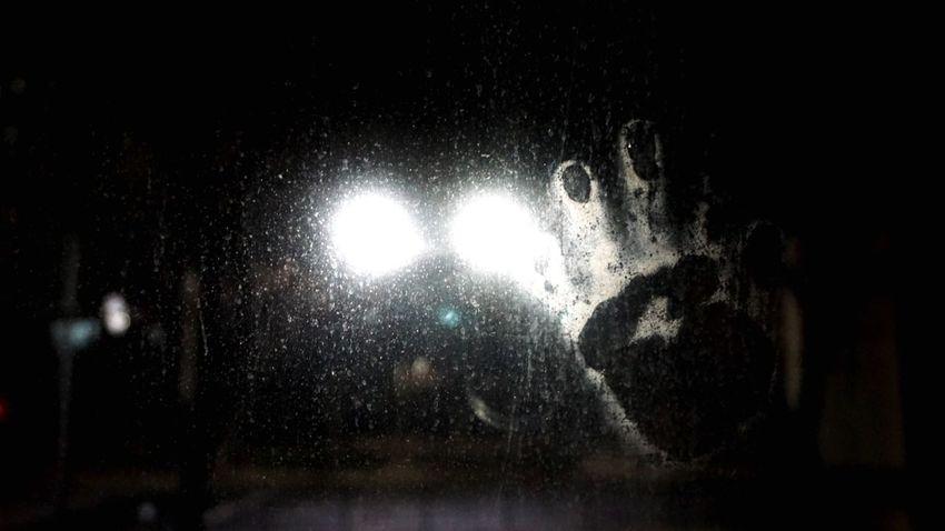 EyeEmNewHere Hand Night Dark Window Indoors  EyeEmNewHere