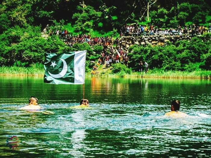 Pakistan 14august Independence Day Punjab Greenakistan