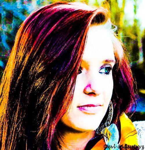 New model: Brittany Taking Photos Evl_industryz Photography model, Modeling Shoot