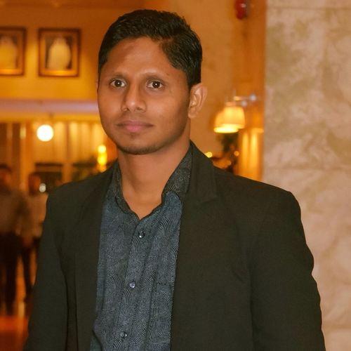 Portrait Myself HusniRafaudeen Doha Qatar