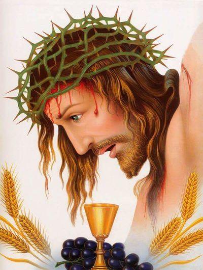 INRI Jesus Jesus Christ Christ Catolic Catholicism Blessed Sacrament Headshot One Person People Adult