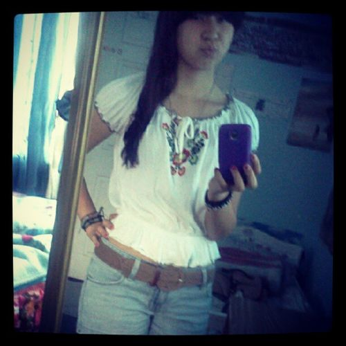 I wanna wear this but it shows my tummy >.< lol Fuckityolo I'm wearing it! >:D