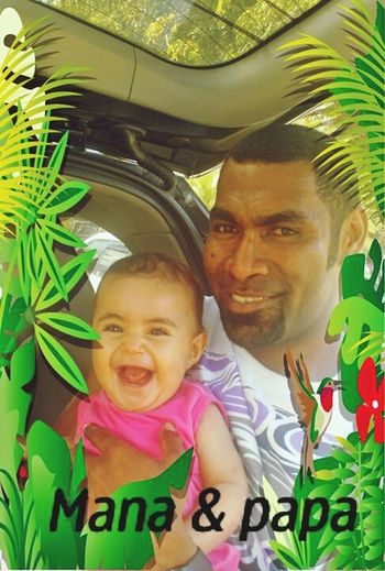 "my cute little niece takin......""i got my smile from daddy"".... fotoshots during her holidays in fiji. First Eyeem Photo"