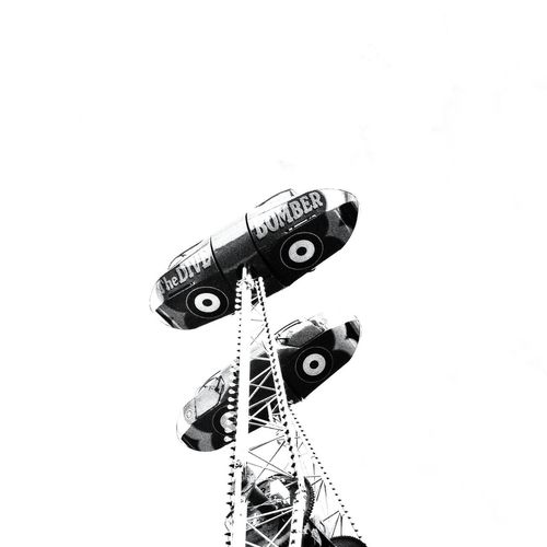 Minimalism Riding Roller Coasters Minimalobsession NEM Black&white