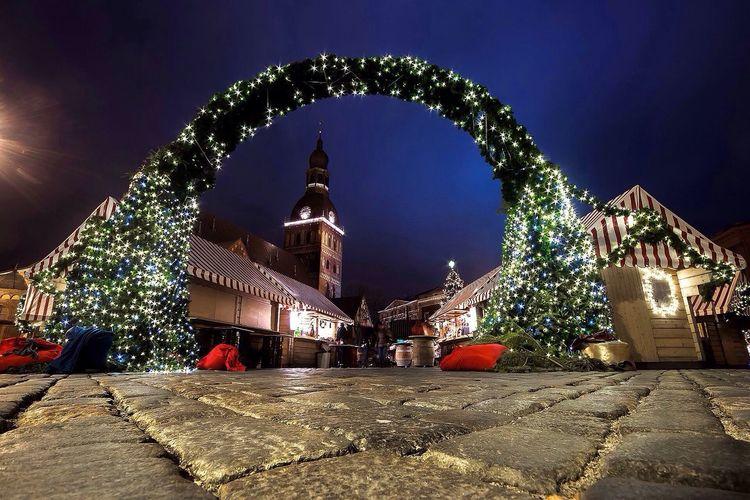 Traveling Travel Travelling Travel Photography Riga DmitryBarykin Landscape Happy New Year Christmas Merry Christmas!