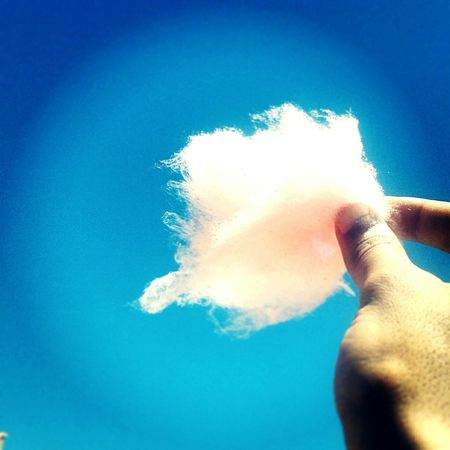 Touch the sky ans take some clouds ^^ Clouds And Sky Taking Photo Morocco Sky Skylovers Candy Idea Getting Inspired Hand