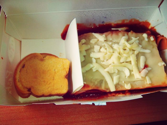 Lasagna #lunch