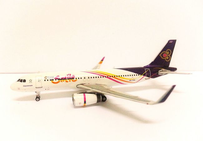 Aircrafts Airbus A320 Thaismileairways