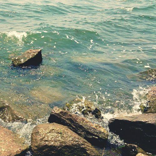 Dani Rocks And Water Nature