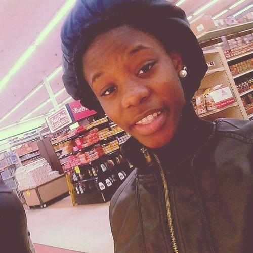 mee when my hair aint did.:/