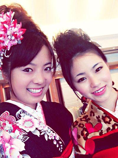 Furisode Kimono Japan