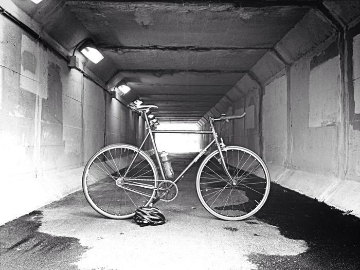 Angry Cyclist Bicycle Club Life On 2 Wheels Black And White Single For Life