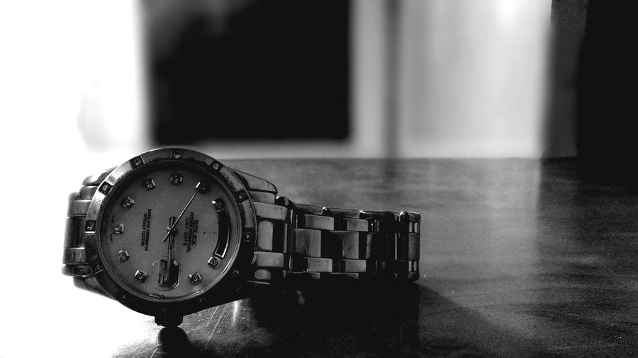 Monochrome Photography Rolex Daydate Time Says It All ! Focus On Foreground Day No People Man Made Object Tall First Eyeem Photo