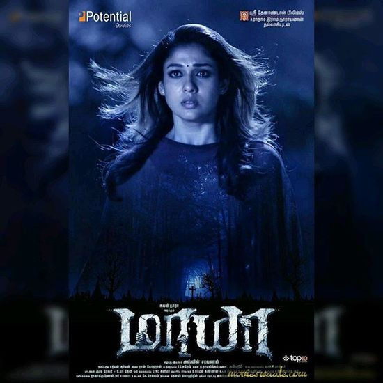 Maya a movie to watch brilliant screenplay awesome acting by Nayanthara
