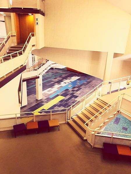 Architecture Building Interior Stairs Philharmonie