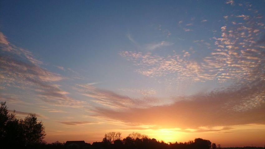 Skyporn Sunset Beautiful Nature EyeEm Best Shots
