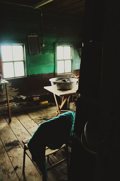 Indoors  Window Obsolete Abandoned Run-down Absence Messy Old Deterioration Damaged Ruined Bad Condition Weathered Discarded Man Made Object