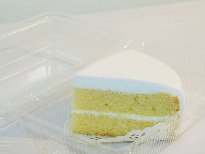 Bakery Cake Cream Buttet Close-up