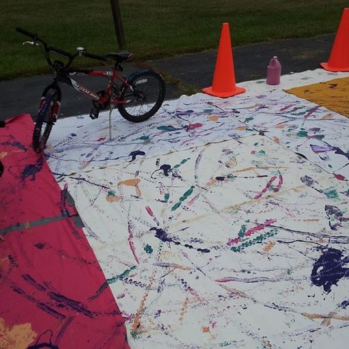 You guys are missing out. FIGMENTDC WABA Bikefun ArtOfBicycle at Anacostia Park