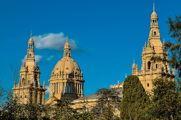 Cityscapes Barcelona Discover Your City