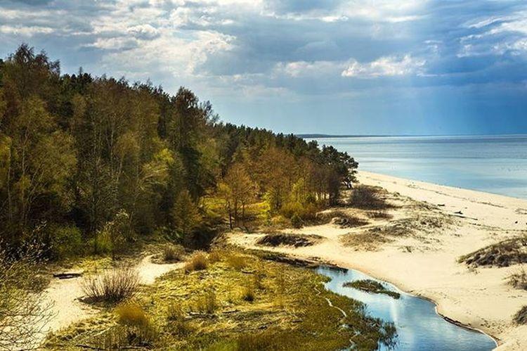 Saulkrasti Baltakrasts Beautiful Sea Latvija Hollydays Perfectday Trewel