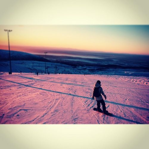 Kirovsk Mountains Snow Snowboard Ski Khibiny Murmanskregion Slope хибины кировск сноуборд катание горы мурманскаяобласть Rossignol Russia Skiresort Bigwood большойвудъявр с @mas_chula покоряем склоны Хибин.
