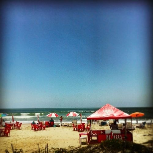 Praia Linda Solsao Fim desemanaamanhatemmaisfuii