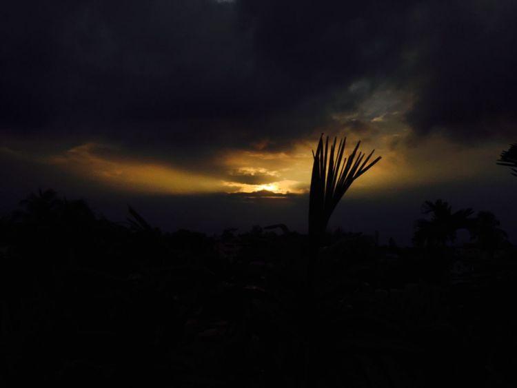 The Magic Mission Dramatic Sky Sunset Atmospheric Mood
