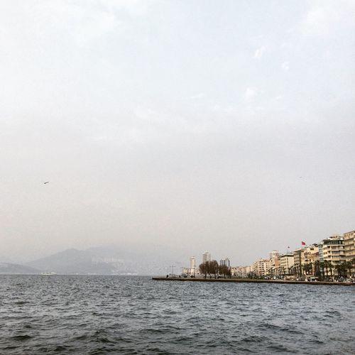 Alsancak Kordon Alsancak Kordon Pasaport Iskele Deniz Manzara Izmir