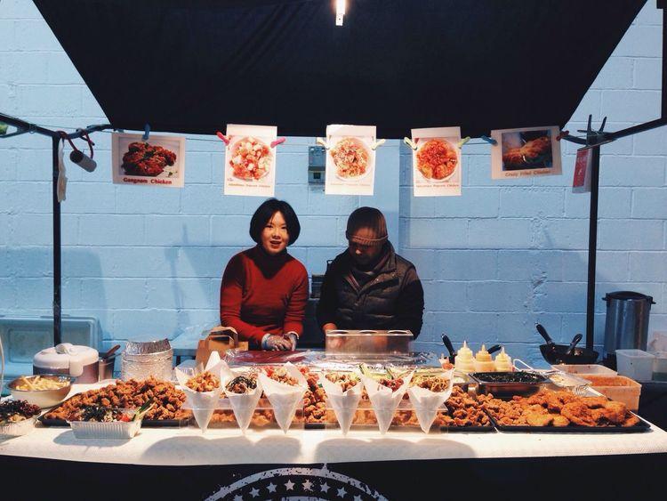 Brick Lane street food market. EyeEm Best Shots - The Streets Eye4photography  Street Food WeAreJuxt.com