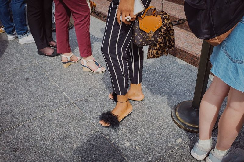 Fashion Summer Street Photography Streetphotography Low Section Body Part Human Body Part Human Leg Group Of People Adult The Street Photographer - 2018 EyeEm Awards Women Lifestyles High Angle View Street Street Photography Streetphotography Low Section Body Part Human Body Part Human Leg Group Of People Adult The Street Photographer - 2018 EyeEm Awards Women Lifestyles High Angle View Street