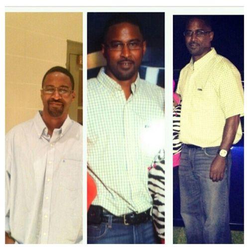Happy Birthday to my daddy Jonathan Paul Robert Sr. .!!!! I wish him many more .!!! I love You .!!!!!