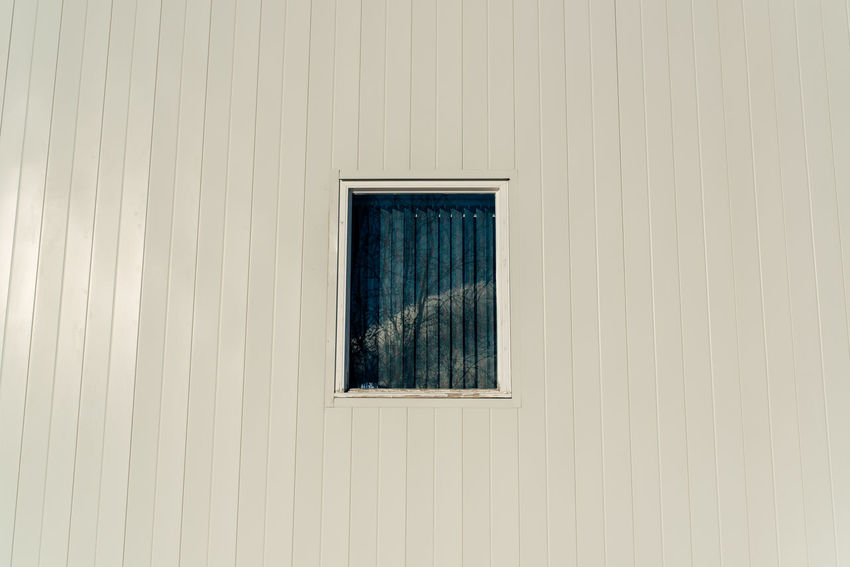 Architecture Building Exterior Built Structure Day Glass Minimal Minimalism Minimalist Minimalobsession Northern Canada Outdoors Reflection Window Yellowknife