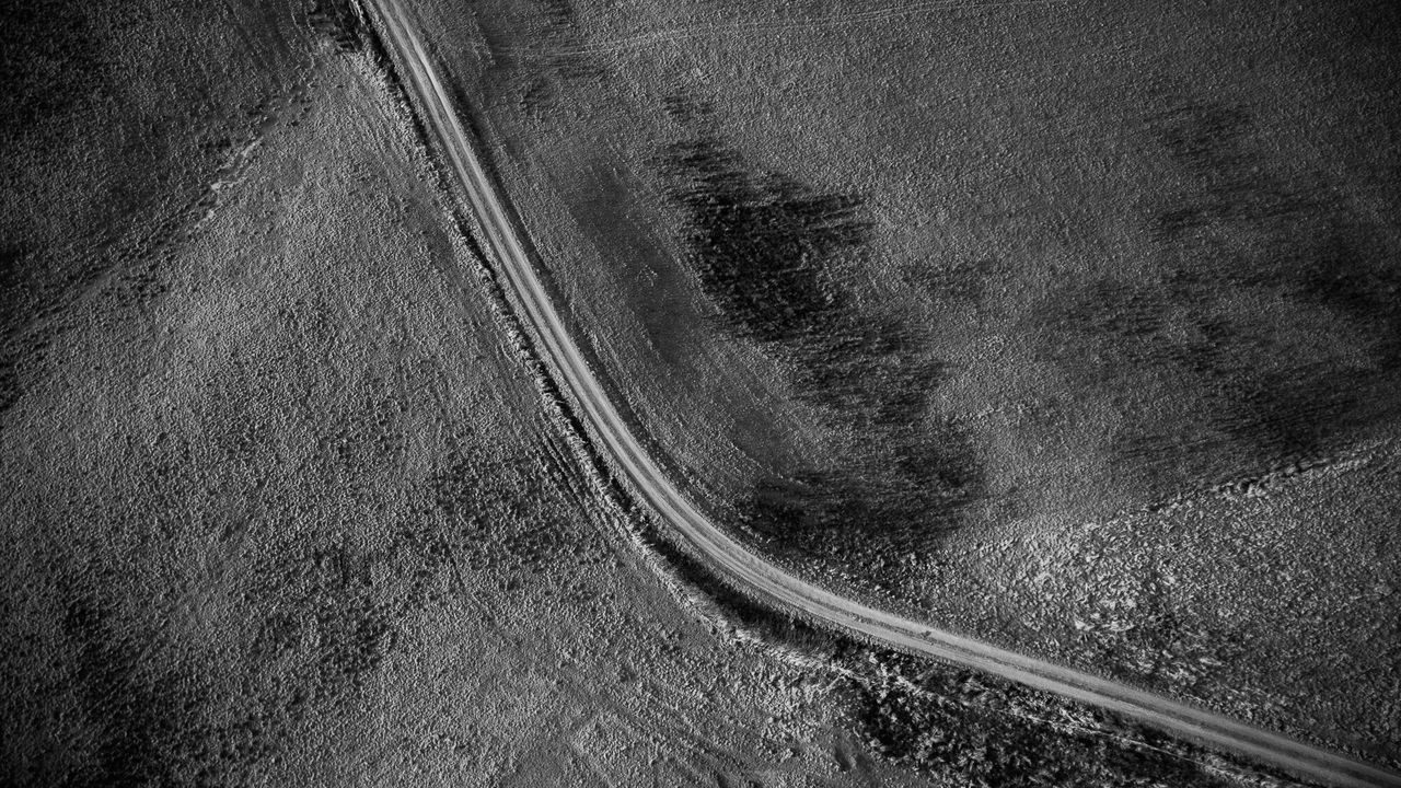 Sweden from above. Railroad Track Transportation Rail Transportation Nature Outdoors Day Train - Vehicle No People Landscape The Way Forward Curve Beauty In Nature