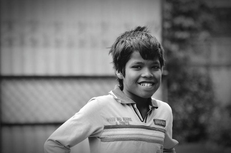 Blackandwhite Photography Nikonphotography Black And White Showcase March EyeEm Masterclass Portrait Photography Portrait Of Innocence Portrait Of A Child India
